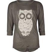 FULL TILT Lace Owl Girls Tee 214516115   Graphic Tees & Tanks   Tillys.com
