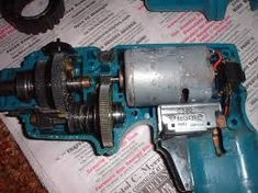 Image result for inside a makita drill