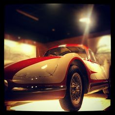 Fiat at the Museo Nazionale dell'Automobile | Torino, Italia