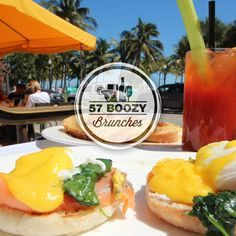 "Thrillist.com's 57 Bruches: A where to brunch in Miami, ""Hood by Hood"" guide."