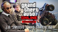 GTA Online Sessions: J.B. Smoove Plays GTA Online