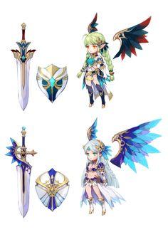 1 :::: NOHO :: Knights won seven characters