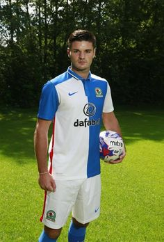 Blackburn Rovers 2015-16 Nike Home Kit