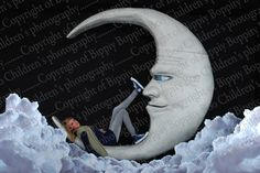 Circus Arts Forum :: View topic - 7 ft Crescent moon prop,can stand,sit and lie on,£850