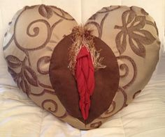 Patchouli - a Vulvalicious cushion from yOni.com