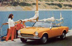 Fiat 124 Spider Pininfarina