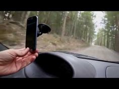 Actual road test, iMagnet works even on the bumpiest roads.  iMagnet is strong enough to go Offroading! Check it out! #PhoneCarHolder #iPhoneHolder #CarPhoneMount