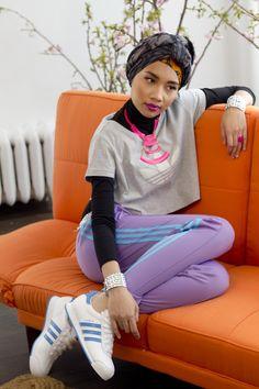 Islamic Fashion, Muslim Fashion, Ootd Fashion, Modest Fashion, Retro Fashion, Yuna Singer, Yuna Zarai, Singer Fashion, Modern Hijab