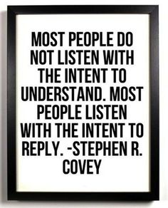 Listen ~ It's TRUE!  I do it, too.  It is a really hard thing to stop doing!