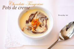 Pot de crème, anyone? on Pinterest | Pot De Creme, Pots and Chocolate