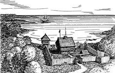 edward hilton founder od dover new hampshire | Matthew Lambert New Hampshire colony