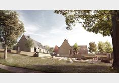 Brits dominate winners in Czech housing contest   News   Building Design