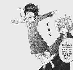 Kurosaki x Teru They really need to make Dengeki Daisy into an anime.  These two are priceless.