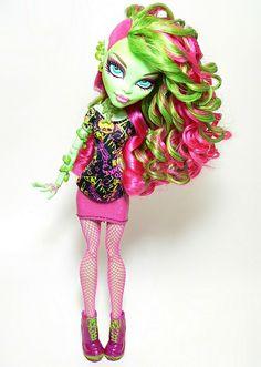 """Can U Handle My Style?"" by BratzBoi™ #VenusMcflytrap #monsterhigh"