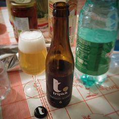 Dégustation de la tripick. Bière blonde non filtrée de #Belgique #BelgianBeer #Ardennes ............................................................................. #BeerTime #ZythoTaste #Beer #Bier #Bière #Øl #Olut #Olout #Öl #Birre #Birra #Cerveza #Pivo #Cerveja #Пиво #ビール #Bīru #Bia  #beercaps #igbeer #beersommelier #beerstagram #loversbeer #instapic