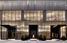 L'hotel Baccarat à New York : hôtel, New-York, Philippe Starck.