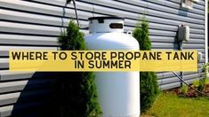 It's easy to buy the propane tank, but it's challenging to store the propane tank in summer at the right place. Are you looking for the answer to this query? Where to store propane tank in summer? Cheers! You are here at the right place. It doesn't matter you are using a propane tank for heating, grilling, cooking, anything else, but it's really important to store it in the right place. Here you will know whether the propane fire pits keep you warm or provide less off heat. Portable Propane Fire Pit, Fire Pits, Outdoor Activities, Cheers, Indoor Outdoor, Grilling, Living Spaces, Bbq, Shed