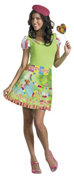 Sexy Halloween Costumes for Women, 2019 Adult Halloween Costume Ideas Candy Land Costumes, Game Costumes, Group Halloween Costumes, Group Costumes, Cool Costumes, Costume Ideas, Funny Halloween, Halloween Party, Adult Halloween