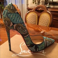 New in box Christian Louboutin So Kate 120 phyton Brand new in original box and dust bag. Bought at Saks can show receipt upon request 1000%Auhentic better price on merc. Christian Louboutin Shoes Heels