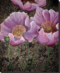 pink poppies ~ cherie roe dirksen