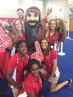 Radford University Quest 2015 Assistants!