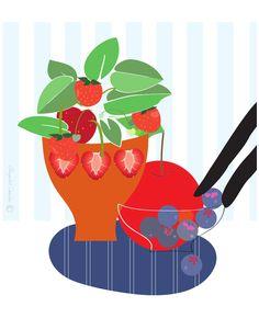 Fruit  Design: Angeliek Caelen