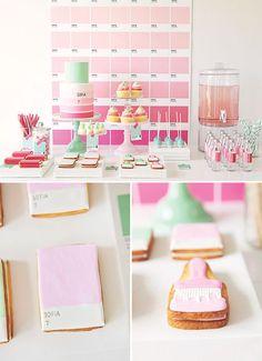 pink-paint-pantone-party