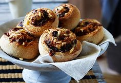 Wholemeal cheesy Vegemite scrolls recipe - Real Recipes from Mums