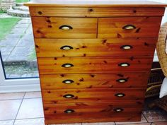 Antique Pine Chest Of Drawers Pine Chests, Bedroom Stuff, Chest Of Drawers, Antiques, Wood, Furniture, Home Decor, Antiquities, Drawer Unit