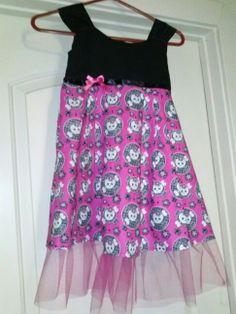 Fun dresses. Auntie C's Custom Closet. Order today!! Find her on Facebook!