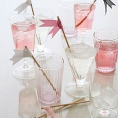 Sweet + simple delights 6 ways. Fun ideas to tie your favorite things into your wedding celebration.