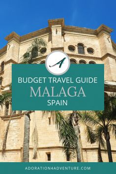 Adoration 4 Adventure's 2 days in Malaga, Andalusia, Spain per day). Find out the best cheap and free things to do in Malaga! Europe Travel Tips, Spain Travel, Travel Goals, Budget Travel, Travel Guides, Travel Destinations, Portugal Travel, Travel Plan, Travel List
