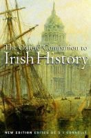 The Oxford Companion to Irish History edited by S. J. Connolly (non-fiction book)