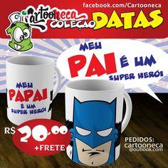 Coleção Dia dos Pais - Batman