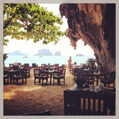 Krabi Thailand - The Grotto at Rayavadee