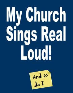 """GOD LIKES IT LOUD"" -  fun and interesting article on worship music  The Ballestero Blog"