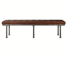 Scaffold Pipe Bench Seat