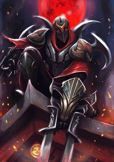 Zed, the Master of Shado…兀幾斗