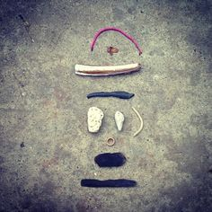 #beachfinds #found objects #walks