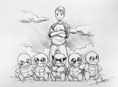 Artist: Itsbirdy   Squirtle Squad