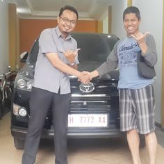 Terima kasih atas kepercayaan Keluarga Bapak Mudihani yang telah melakukan pembelian 1 unit Toyota Innova Venturer melalui ToyotaSemarang.com Semoga berkah untuk keluarga…... Toyota Innova, Semarang