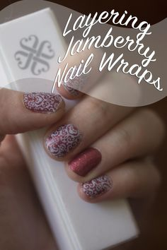 How to Layer Jamberry Nail Wraps To book an online party or place an order, please visit my website at www.trishasmith.jamberrynails. net FREE samples are available!
