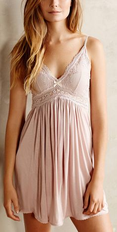 sweet chemise. Because I need this to go to sleep