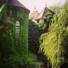 http://myelvenkingdom.tumblr.com/post/107992598208/voiceofnature-vajdahunyad-castle-in-budapest