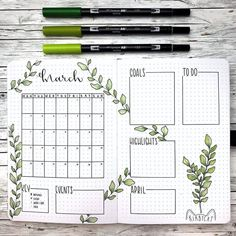 Looking for the best bullet journal ideas for your bujo? Here is a beautiful simple and easy bullet journal plants theme that is perfect for you. Bullet Journal School, Bullet Journal Inspo, March Bullet Journal, Bullet Journal Headers, Bullet Journal Lettering Ideas, Bullet Journal Notebook, Bullet Journal Aesthetic, Bullet Journal Ideas Pages, Journal Pages