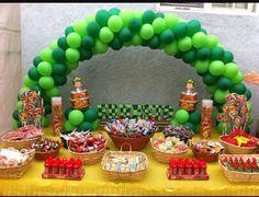 El Chavo Del Ocho Birthday party