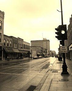 Downtown, Oshkosh