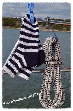 #stripe #wool #socks #handmade #madeinfinland