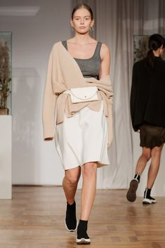 6ac8db6932d Soft Goat at Stockholm Fashion Week Normcore