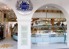 Barbarac: the best ice cream in saint tropez! It's been there for ever and it's always delicious!